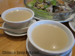 Secret to Making a Fish Soup Creamy and Milky White
