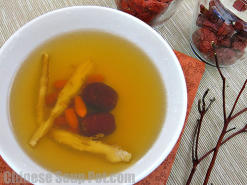Revitalizing Dong Quai and Red Date Tea