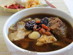 Pork Ribs Tea - Bah Kut Teh (肉骨茶)
